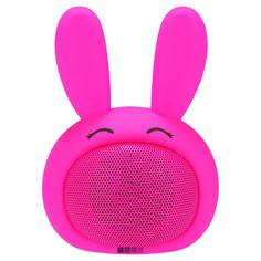 Беспроводная акустика InterStep SBS-150 FunnyBunny Pink (IS-LS-SBS150PIN-000B201)