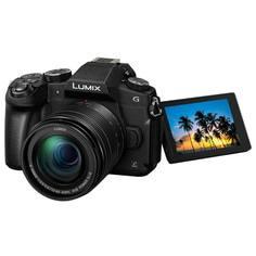 Фотоаппарат системный Panasonic Lumix DMC-G80 Kit 12-60mm Black (DMC-G80MEE-K)
