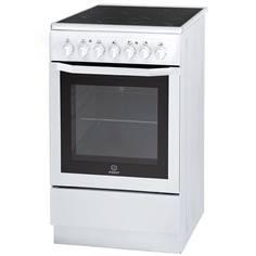 Электрическая плита (50-55 см) Indesit MVI5V22(W)/RU