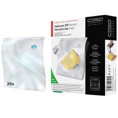 Пакет для вакуумного упаковщика Caso Zip 26x35 см, 20 шт. (1316)