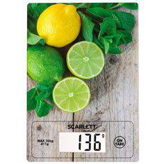 Весы кухонные Scarlett SC - KS57P21