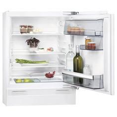 Встраиваемый холодильник однодверный AEG