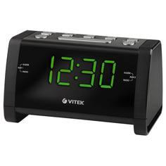 Радио-часы Vitek VT-6608 BK