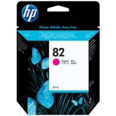 Картридж для струйного принтера HP 82 Magenta (C4912A)