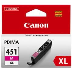 Картридж для струйного принтера Canon CLI-451XL Magenta