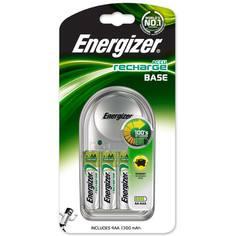 Зарядное устройство + аккумуляторы Energizer