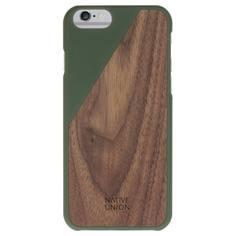 Чехол Native Union CLIC Wooden (CLIC-OLI-WD-6P)