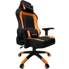 Кресло компьютерное игровое Red Square LUX Orange (RSQ-50016)
