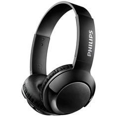 Наушники накладные Bluetooth Philips Bass+ Black (SHB3075BK/00)