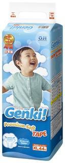 Подгузники Genki XL (12-17 кг) 44 шт. Genki!