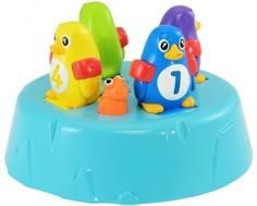 Игрушка для ванны Lubby «Остров пингвинов-прыгунов» Tomy