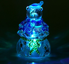 Новогодний сувенир Luazon Подарок от мишки RGB 1077339