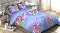 Постельное белье Этель Селена Комплект 2 спальный Бязь 1652775