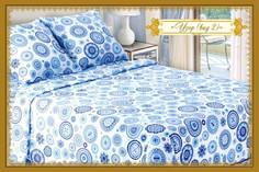 Постельное белье Этель Узор вид 2 Комплект 1.5 спальный Бязь 1301286