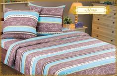 Постельное белье Этель Муза Комплект 1.5 спальный Бязь 1255406