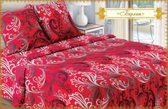 Постельное белье Этель Бархат Комплект 1.5 спальный Бязь 1301274