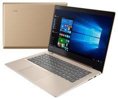 Ноутбук Lenovo IdeaPad 520S-14IKB 80X2000VRK (Intel Core i5-7200U 2.5 GHz/8192Mb/256Gb SSD/No ODD/nVidia GeForce 940MX 2048Mb/Wi-Fi/Bluetooth/Cam/14.0/1920x1080/Windows 10 64-bit)