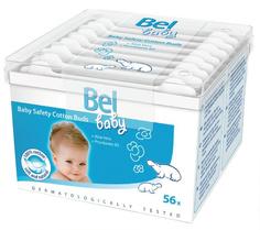 Ватные палочки Hartmann Bel Baby Safety Buds 56шт 1872796