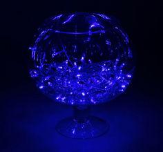 Гирлянда Luazon Метраж LED-100-24В 10m Blue 1586025