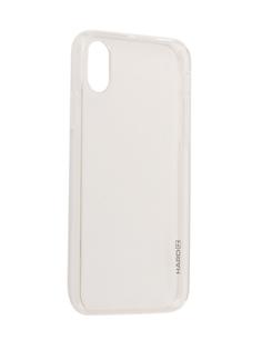 Аксессуар Чехол Hardiz Hybrid Case для APPLE iPhone X Clear HRD802101