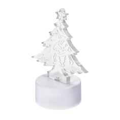 Новогодний сувенир Vegas Елочка LED 55052