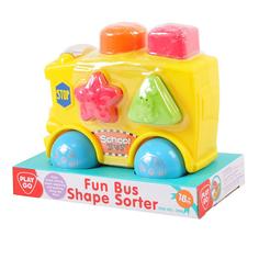 Игрушка PlayGo Автобус-сортер Play 2106