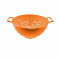 Дуршлаг Frybest Orange012