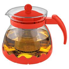 Чайник заварочный Alpenkok AK-5501/1 Red 1.1L