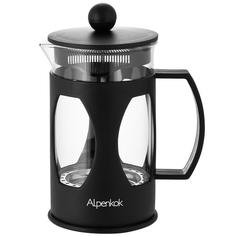 Френч-пресс Alpenkok АК-708/60 Black 600ml