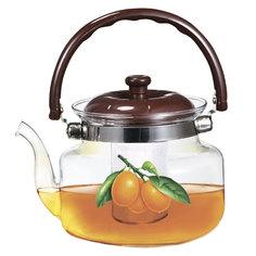 Чайник заварочный Webber BE-5563/1 Апельсин 1.2L