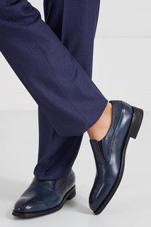 Кожаные ботинки Barrett
