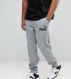Серые джоггеры Puma PLUS ESS No.1 83826403 - Серый