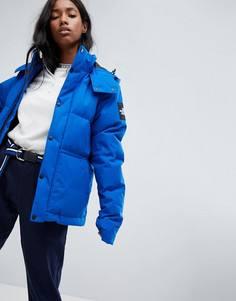 Непромокаемая утепленная куртка The North Face - Синий