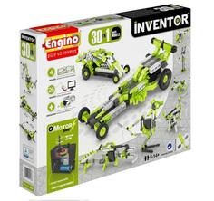 Конструктор Engino Inventor 30 моделей из одного