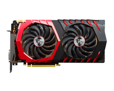 Видеокарта MSI GeForce GTX 1070 1607Mhz PCI-E 3.0 8192Mb 8008Mhz 256 bit DVI HDMI HDCP GTX 1070 Ti GAMING 8G