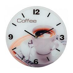 Часы Delta Кофе Американо 30cm DT-0064 Дельта