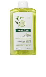 Шампунь citrus pulp - Klorane