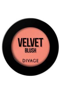 Румяна компактные Velvet Divage