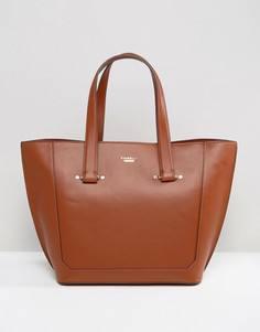 Светло-коричневая сумка на плечо Fiorelli - Рыжий