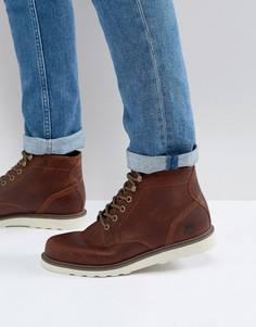 Ботинки чукка Timberland Newmarket - Коричневый