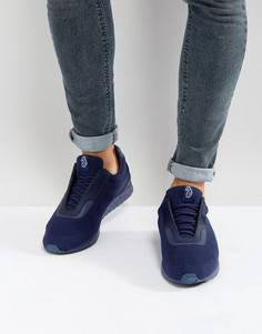 Синие сетчатые кроссовки Luke 1977 Vitric Runner - Синий