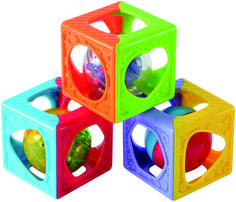 Игровой центр Playgo «Забавные кубики-погремушка»