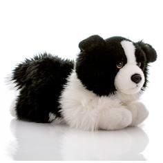 Мягкая игрушка Aurora «Бордер-колли» 28 см