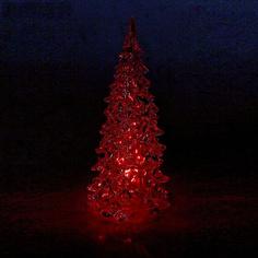 Новогодний сувенир Luazon Елочка радуга 721881