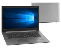 Ноутбук Lenovo IdeaPad 320-17ABR 80YN0000RK (AMD A10-9620P 2.4 GHz/8192Mb/1000Gb/DVD-RW/AMD Radeon R520M 2048Mb/Wi-Fi/Bluetooth/Cam/17.3/1920x1080/Windows 10 64-bit)