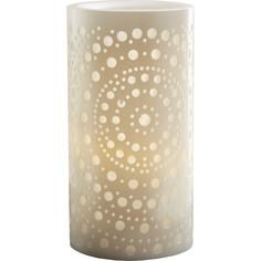 Светодиодная свеча Star Trading AB LED Mandy White 062-45