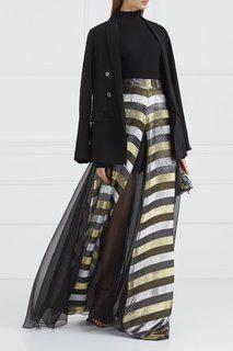 Сумка с комбинированной отделкой Dolce&;Gabbana
