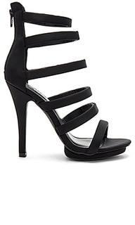 Обувь на каблуке frankie - by the way.