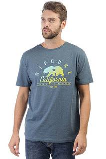 Футболка Rip Curl California Indian Teal Marle