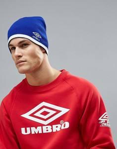 Спортивная шапка Umbro - Синий